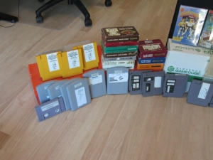 Nintendo samples, rarities & prototypes
