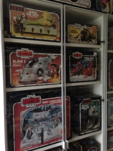 Kenner boxed toys