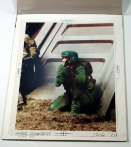 Rebel Commando photo art