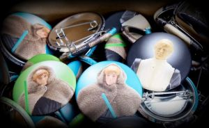 Exclusive Luke Jedi button give away!