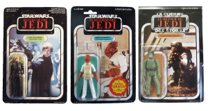 Palitoy, PBP and Meccano produced figures.