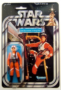 Sentimental Luke X-Wing