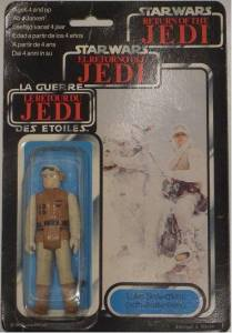 Rebel Soldier Luke Hoth Miscard