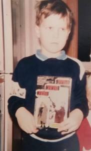 Tobias Strindlund 1986