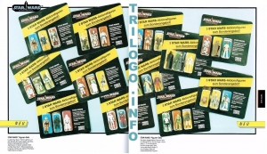 Kenner/Parker 1985 Catalogue