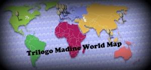 Madine Map